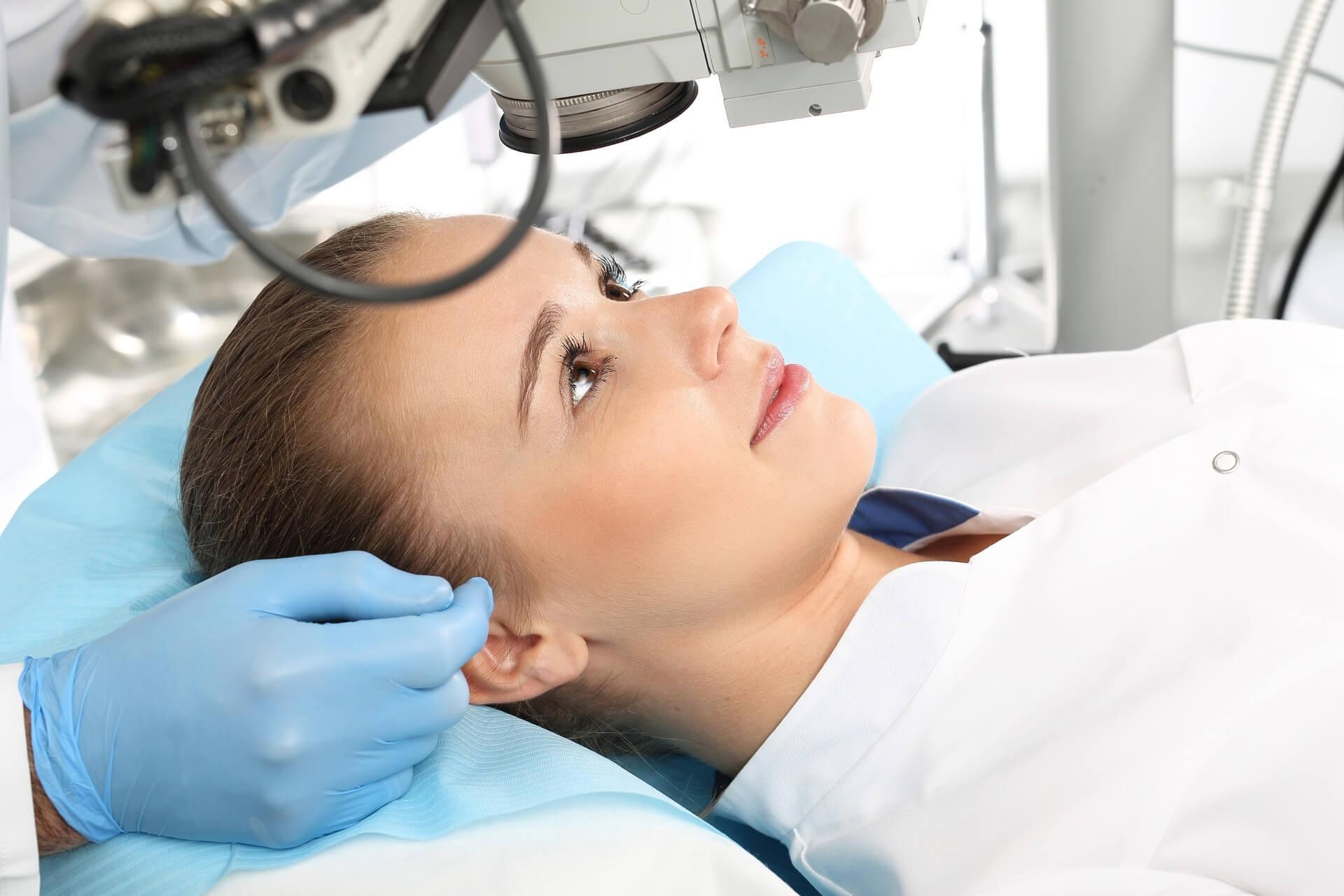 smile laserowa korekcja wzroku